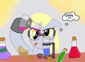 Derpy Science by nick3529
