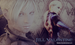 Jill Valentine Battlesuit Wallpaper by BriellaLove