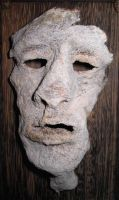 Gein Death Mask by DETHCHEEZ