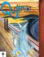 Qujin Cover number2 comicbook by Poorartman