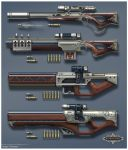 REMINGTIME Weapon by TsimmerS
