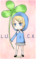 Good Luck by melyui