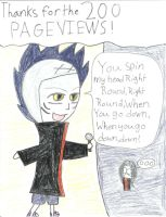 Thanks for the 200 pageviews by Char739