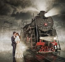 railway novel by fly10