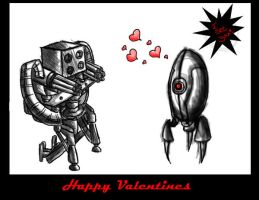 Happy _belated_ Valentines by Zevvy