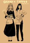 Bakers And Baristas by rahaina