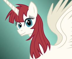 (ShoeUnit) Dramatic Fausticorn vector by Pikamander2