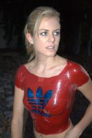Adidas Body Painting 22 by Chutography