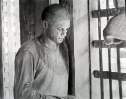 Michael Scofield by teeeej