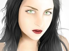 Amy lee 2 by Jadeykinns