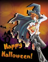 Trick or Treat ver.KHR by Hayato-kun