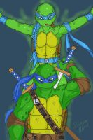 TMNT by Atlas-to-Dreams
