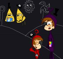 .:. Cipher-Tubbies .:. by Rise-Of-Majora