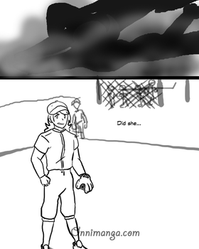 .:Soulsilvershipping baseball AU:. pg4 by Sonicsis