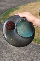 Space Frolf Disc 4 by JaSaAL