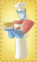 TFA - A PRIME baker by Rosey-Raven