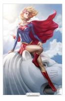 Supergirl SG Colored by Artgerm