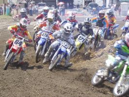 The Holeshot by adamward