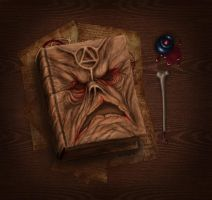 Grimoire by AndrewDobell