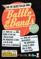 Battle of the Bands 2012 by boomerangmouth