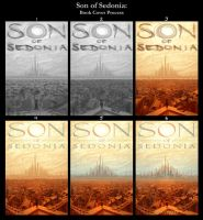 'Son of Sedonia' Cover Process by BenChaneySOS
