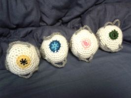 Crochet Cores by FlitePhoto