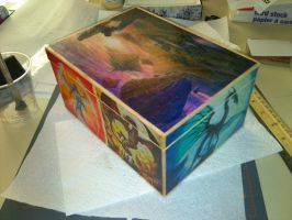MtG Card Box by mutePenguin