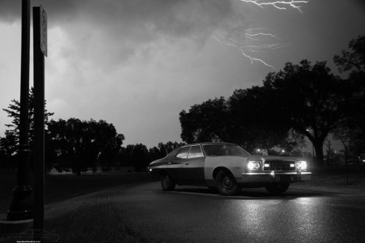 Ride The Lightning by KyleAndTheClassics