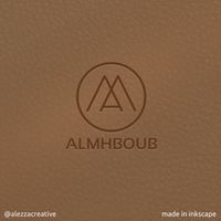 almahboub logo by alezzacreative