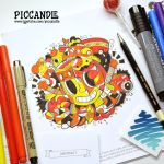 Abstract Doodle [ScrawlrBox January Challenge] by PicCandle