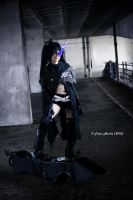 Black Rock Shooter: CALAMITY by farizasuka