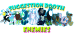 Suggestion Booth: Enemies by Eradrom