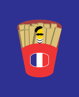 French Fry by UrLogicFails