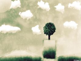 Floating tree by ftmdesign