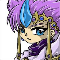 Clef - Magic knight Rayearth by Daffupanda