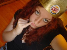 Burger Queen by Ex-Hick