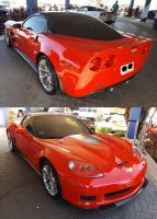 Red ZR1 by Mister-Lou