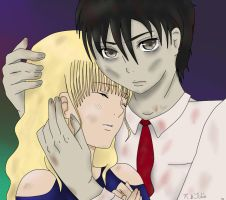 Julie and R ...Warm Bodies by Mistaria-ketchum