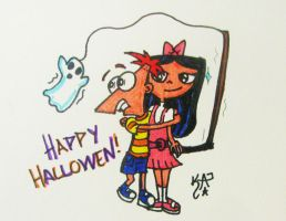 Happy Hallowen by KarlaTerry