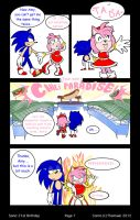 Sonic's 21st Birthday--page 7 by SonicFF