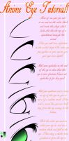 Anime Eye Tutorial by animerckxx