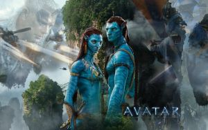 Avatar Wallpaper by Legion-Of-3