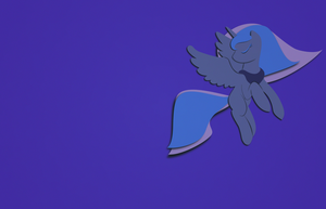 Paper Luna by UP1TER