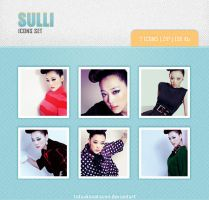 Sulli avatars set1 7 pic. by Minyoung-ssi