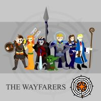 Guild line up, The Wayfarers by naysayer