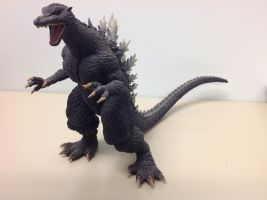 Bandai Museum Final Wars Godzilla Toy by Legrandzilla