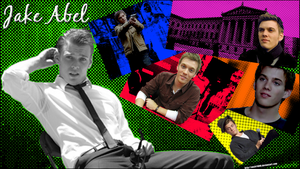 Jake Abel Wallpaper by ais541890