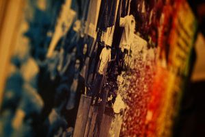 Rainbow of Pages by amandaWAY
