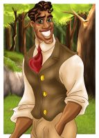 Prince Naveen by hollano