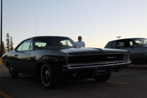 The Dark Mopar by KyleAndTheClassics